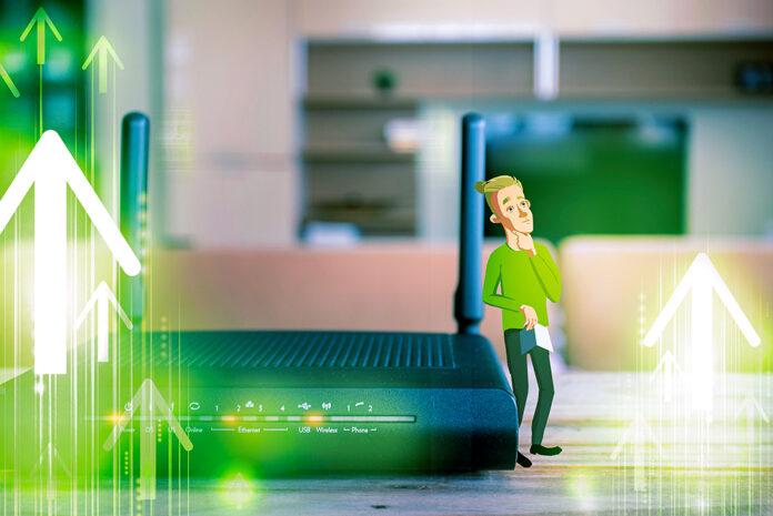 Karel a router
